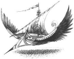 Tzeentch Great Winged Terror