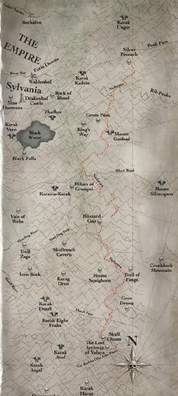 Neferata Map