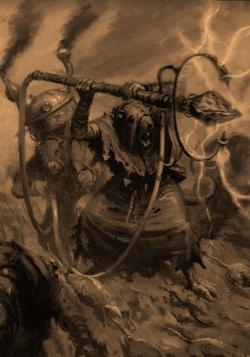 Warhammer Skaven Warpgrinder