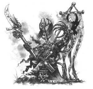 Warhammer Skaven Ikit Claw 4th Edition
