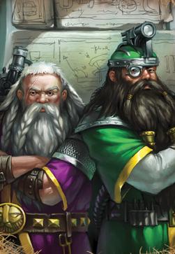 Duo Longbeards
