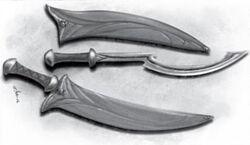 Blades of Honourable Demise