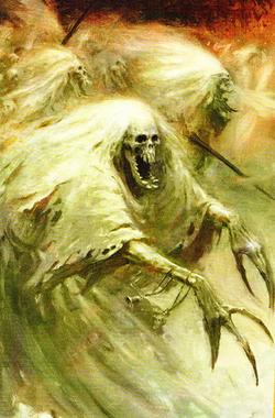 Spirit Hosts Vampire Counts 8th Edition