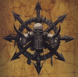 Chaos Warrior Emblem