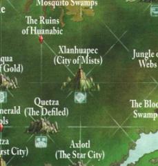 Warhammer Xlanhuapec Map