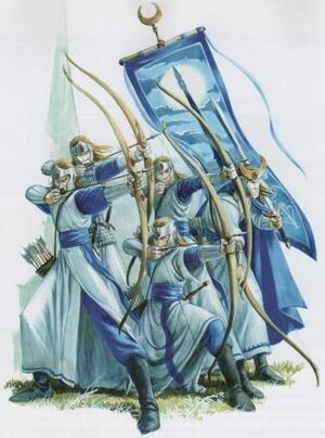 High Elf Archers