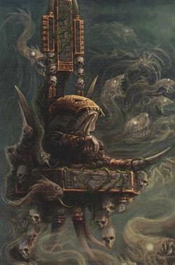 Warhammer Lizardmen Lord Kroak