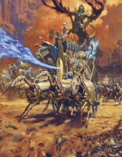 Warhammer Tomb Kings Wallpaper Art