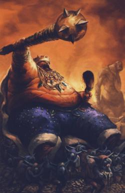 Warhammer Greasus Goldtooth