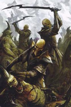 Warhammer Har Ganeth Executioners