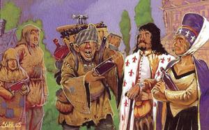Bretonnian Peasants