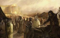 Warhammer Tilean city-state