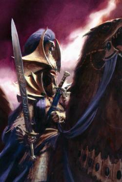 Warhammer High Elven Prince