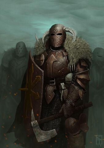 Plik:Chaos warrior by kamikazuh-d4l5ovn.jpg