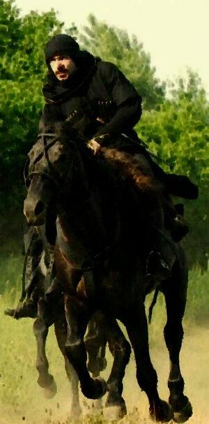 Adyghan rider 01