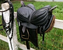 Adygh saddle 03
