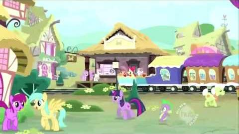 My Little Pony Friendship is Magic Season 2 Intro Opening Theme