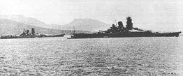 Yamato and Musachi