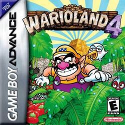 WarioLand4 Cover
