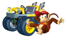 Diddy kong 16