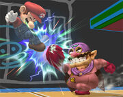 Wario-Man Punch
