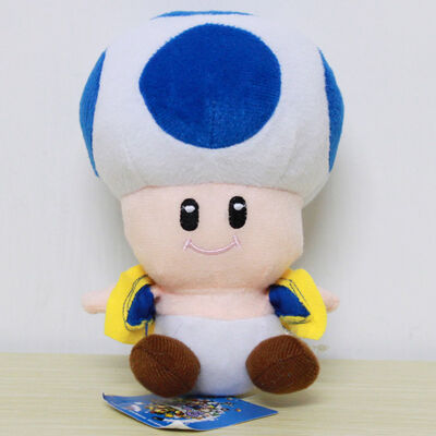 Blue Toad