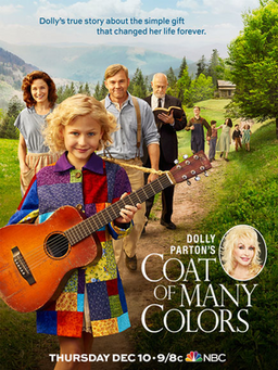 Dolly Parton's Coat of Many Colors poster