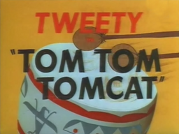 Tom Tom Tomcat Title Card