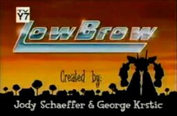 LowBrow title card