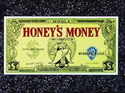 Honey's Money Title Card