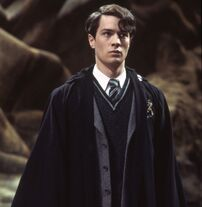 Tom Marvolo Riddle real
