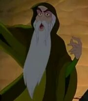 Merlin quest for camelot