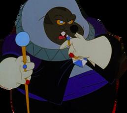 Mr. Mole thumbelina