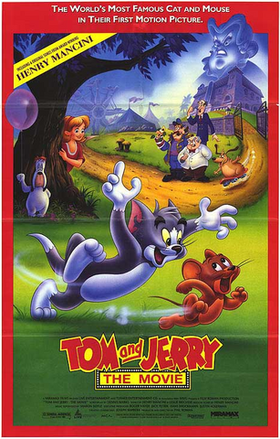 File:Tom and Jerry - The Movie Poster.png