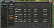 Alliance items 1