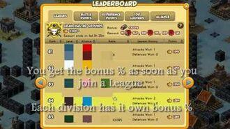 War of Mercenaries Tips & Tricks Group - League Iron Bonus Explained