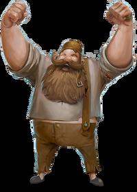 War of Mercenaries Builder-Happy