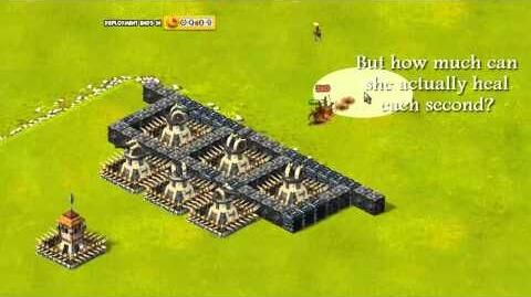War of Mercenaries Tips & Tricks Group - Healer Test