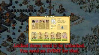 War of Mercenaries Tips & Tricks Group - The Blacksmith Explained
