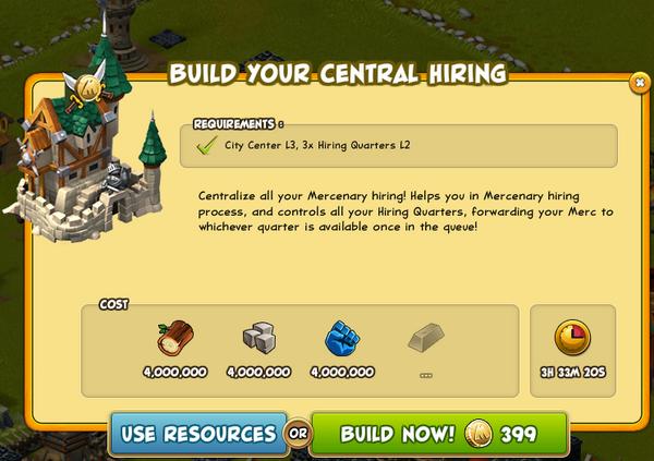 Central Hiring