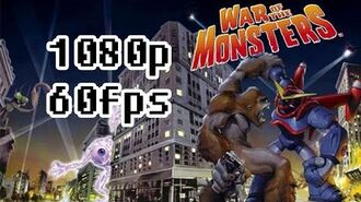 War of the Monsters - PCSX2 【1080p HD 60 FPS 】