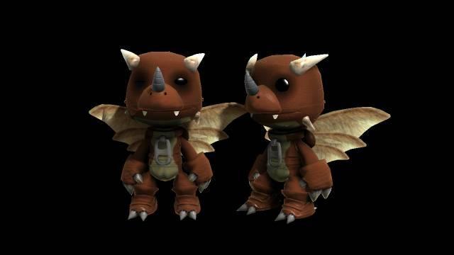 File:LittleBigPlanet 2 WotM Costumes Raptros.jpg