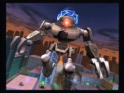 Mid - Robo 47 Hover
