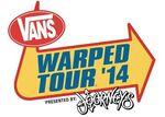 Warped Tour 2014 logo
