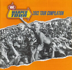 Warped Tour 2002 Cover