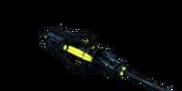 LSR-BX1 Baryon Laser