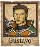 Gustavo Swashbuckler Poster