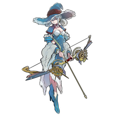 Emeralda Archer 0