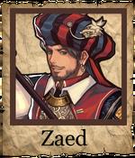 Zaed Spearman Poster