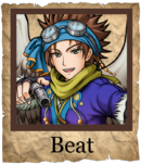 Beat Musketeer Poster